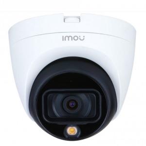 HD-CVI відеокамера IMOU DH-HAC-TB21FP 2.8mm Full-Color Slezhka.com.ua Безпечний Дім