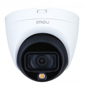 HD-CVI відеокамера IMOU DH-HAC-TB51FP 3.6mm Full-Color Slezhka.com.ua Безпечний Дім