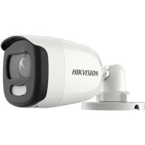 TurboHD відеокамера Hikvision DS-2CE10HFT-F28 (2.8mm) ColorVu Slezhka.com.ua Безпечний Дім