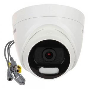 TurboHD відеокамера Hikvision DS-2CE72HFT-F28 (2.8mm) ColorVu Slezhka.com.ua Безпечний Дім