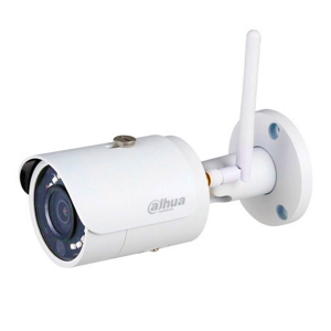 Ip відеокамера Dahua DH-IPC-HFW1435SP-W-S2 3.6mm Slezhka.com.ua Безпечний Дім