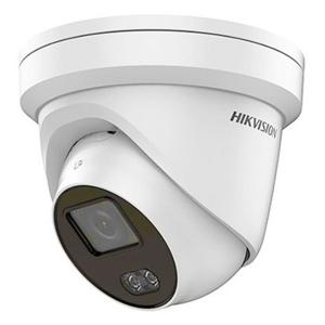 Ip відеокамера Hikvision DS-2CD2327G2-LU 4mm ColorVu Slezhka.com.ua Безпечний Дім