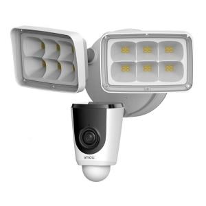 HD-CVI відеокамера IMOU DH-IPC-L26P (Floodlight cam) Slezhka.com.ua Безпечний Дім