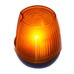Проблискова сигнальна лампа Gant Pulsar 230В Slezhka.com.ua Безпечний Дім