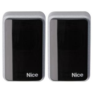 Пара фотоелементів безпеки Nice EPM для зовнішньої установки Slezhka.com.ua Безпечний Дім