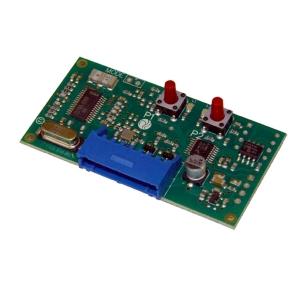 Приймач Roger Technology вбудовується 2-канальний H93/RX22A/I Slezhka.com.ua Безпечний Дім