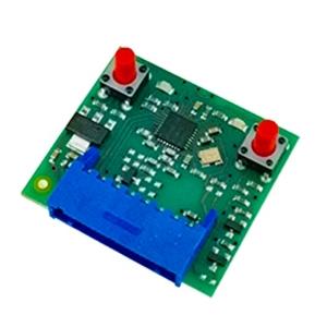 Приймач Roger Technology вбудовується 2-канальний H93/RX20A/I (50 пультів) Slezhka.com.ua Безпечний Дім