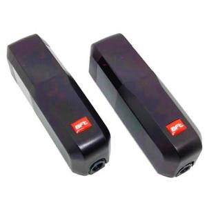 Пара фотоелементів безпеки BFT COMPACTA - інфрачервоні з поворотними лінзами (до 180 °) 12-33В, 20м Slezhka.com.ua Безпечний Дім