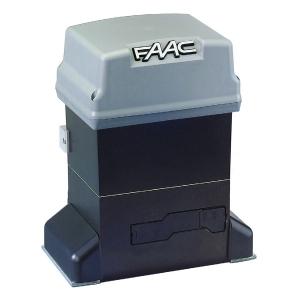 Автоматика для відкатних воріт FAAC 746 ER для створки вагою до 600 кг Slezhka.com.ua Безпечний Дім
