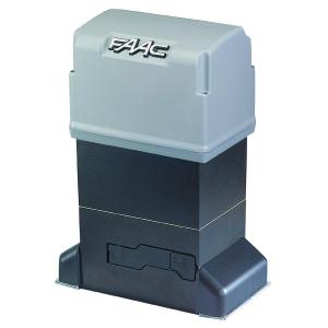 Автоматика для відкатних воріт FAAC 844 R 3PH для створки вагою до 2200 кг (Z12) Slezhka.com.ua Безпечний Дім