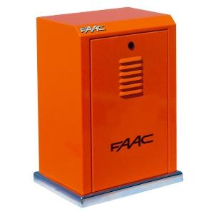 Автоматика для відкатних воріт FAAC 884 MC 3PH для створки вагою до 3500 кг Slezhka.com.ua Безпечний Дім