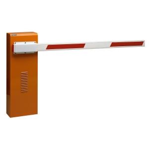 Шлагбаум автоматичний FAAC 640 Rapid WINTER -40°C (стріла 7 м) Slezhka.com.ua Безпечний Дім