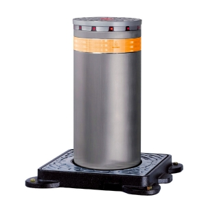 Боллард FAAC J275 HA V2 H600 INOX висота 600 мм, діаметр 275 мм Slezhka.com.ua Безпечний Дім
