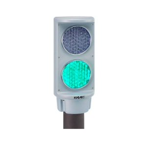 Датчик руху FAAC Кріплення для монтажу світлофора на стовпчику Slezhka.com.ua Безпечний Дім