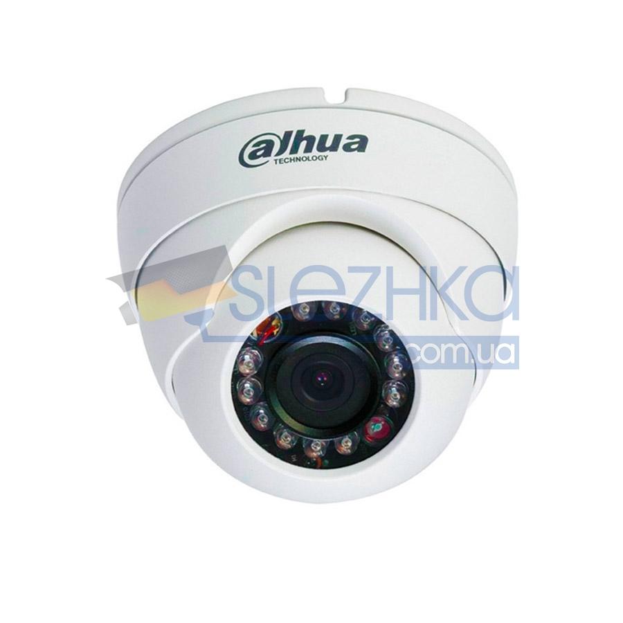 HD-CVI відеокамера Dahua DH-HAC-HDW1200MP-S3