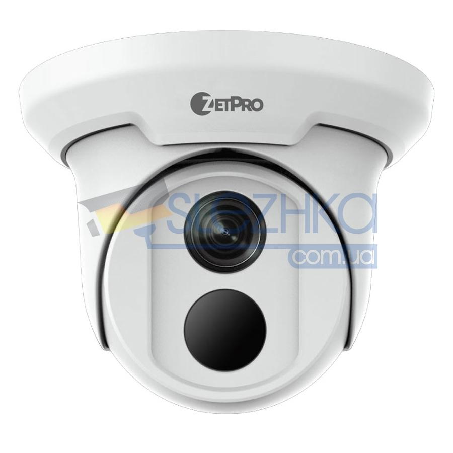 Ip відеокамера Zetpro ZIP-3611SR3-PF28