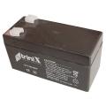 Аккумуляторная батарея Trinix 1.2 Ah 12V Slezhka