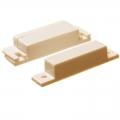 Извещатель беспроводной магнито-контактный СОМК 1-16 коричневый Slezhka