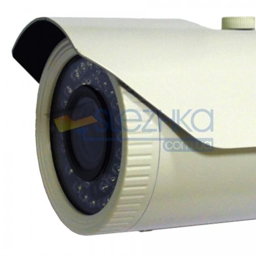HD-CVI відеокамера LightVision VLC-8192WFC
